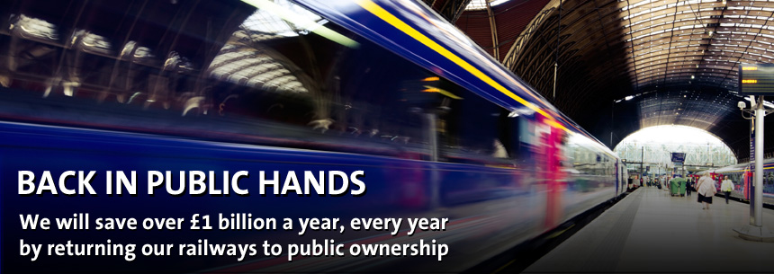 Railways in public hands